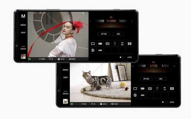 sony公布第一款5G手机上Xperia 1 Ⅱ,有着三d ToF 感应器