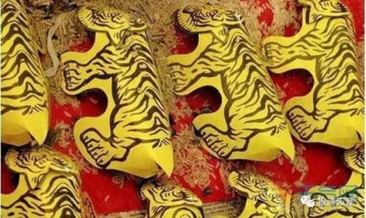 农历中国 | 二月十四 · 祭白虎打小人