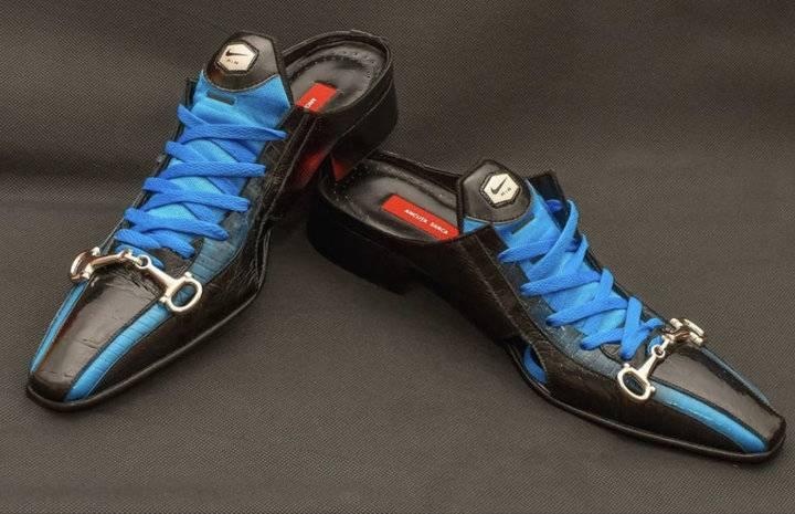 NIKE球鞋秒变高跟鞋 这样的设计你喜欢么?