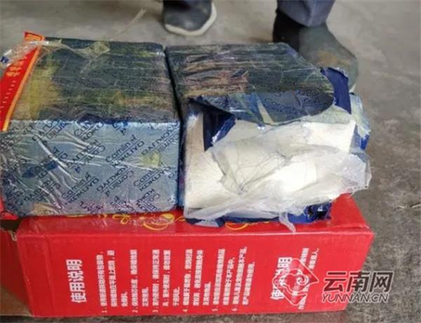 饮料、木雕、香皂里都是毒品 云南公安与毒贩斗智斗勇一季度缴毒5.88吨