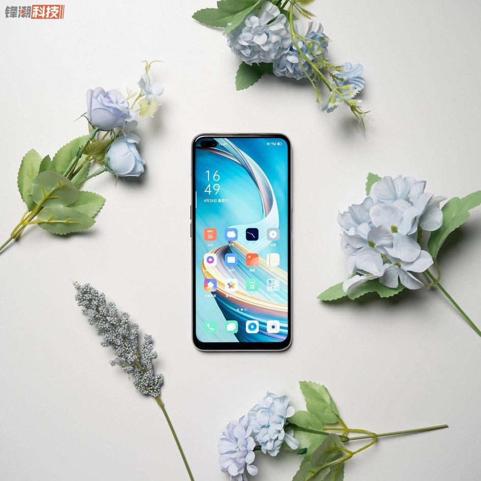性价比高的 5G 新手机:OPPO A92s 仅售 2199 元起