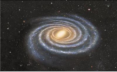 中外科学家绘制出迄今最精确银河系结构图