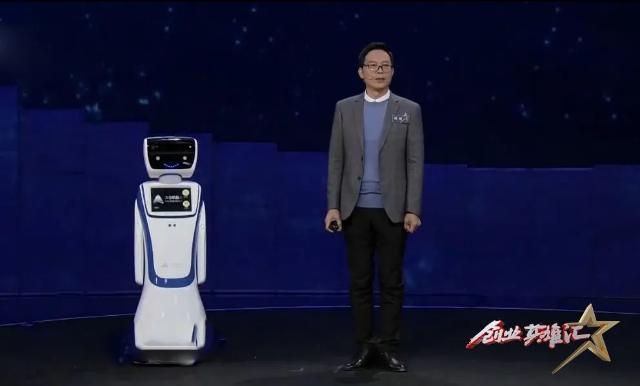 """人工智能测温来""""站岗""""!无需停留,多人同时测温"""