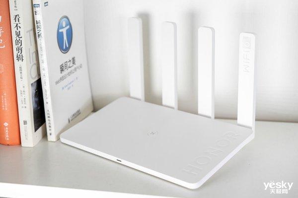 荣耀路由3测评:让Wi-Fi 6 走入家家户户