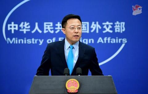 美国防部称中国在南海试验导弹威胁南海和平安全,外交部回应