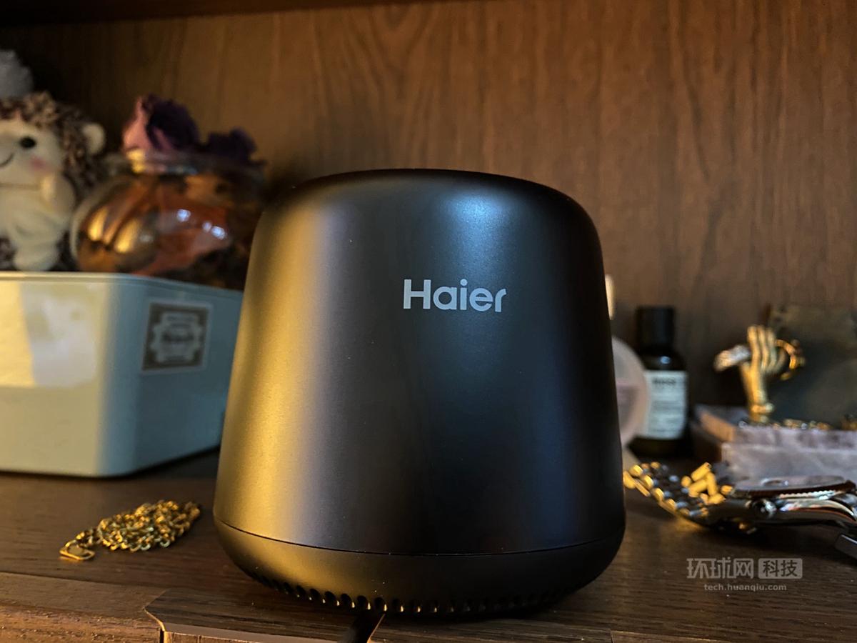 海尔AI红外音箱开箱体验:传统家居秒变智能家居