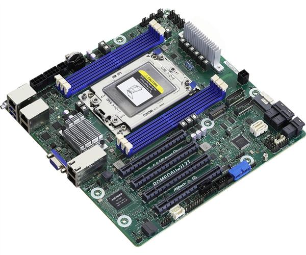 华擎妖板:AMD八通道运行内存白白的阄割1/4