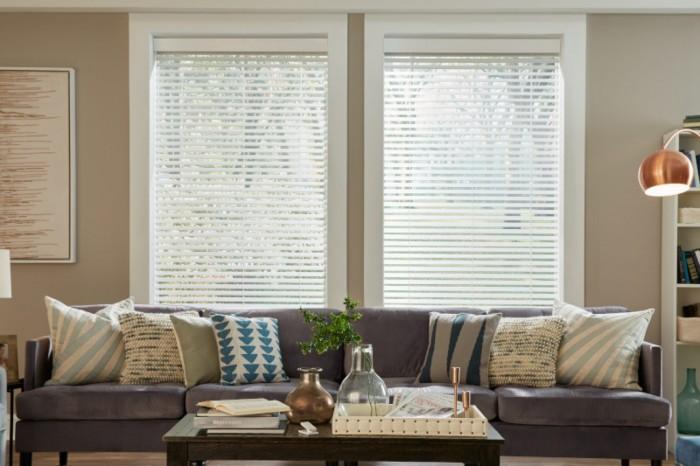 Lutron推出智能木百叶窗 可以自动倾斜跟踪太阳光线