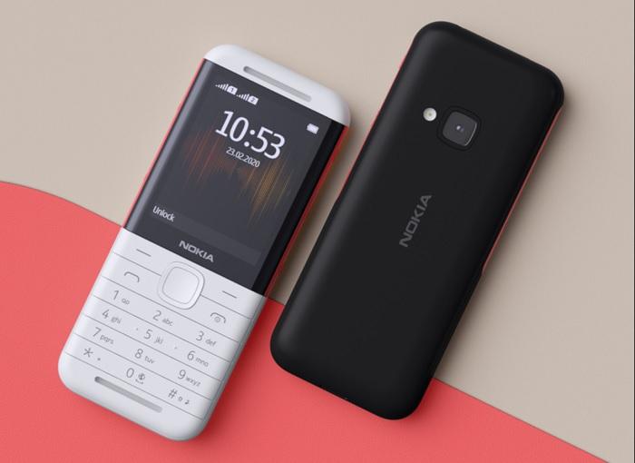 HMD Global为印度音乐发烧友重推Nokia 5310直板功能手机