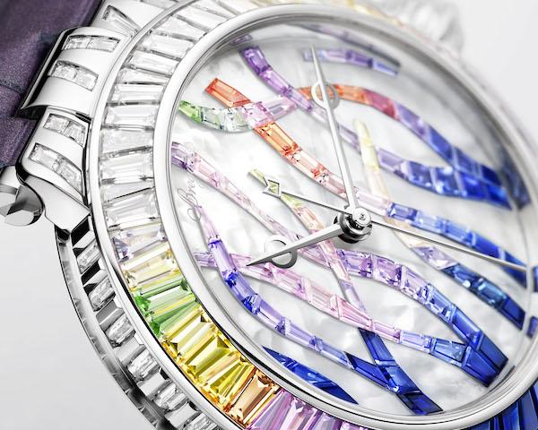 一表一世界,高级珠宝腕表讲述的璀璨物语