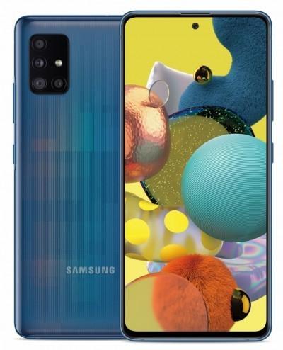 三星Galaxy A51发售 三星最划算的5G手机上之一售3800元