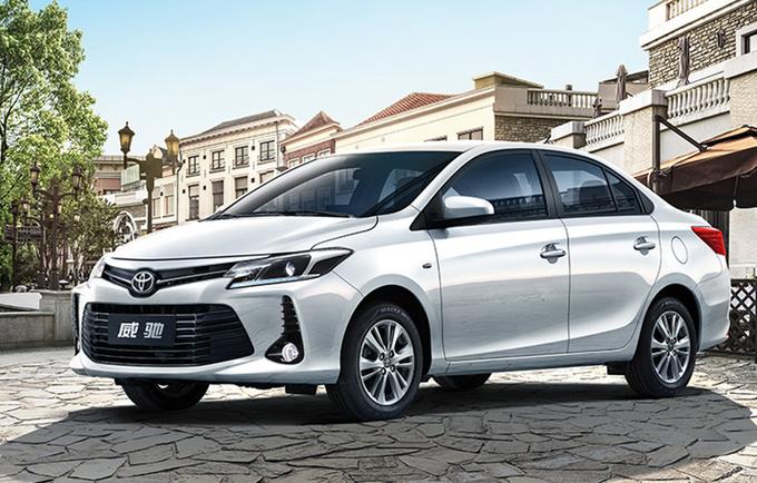 丰田3款新车上市!最低7.18万,威驰增9英寸大屏,奕泽推出运动版