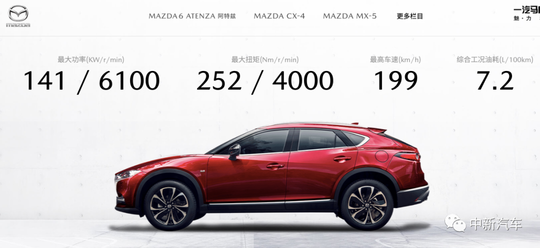 """全新马自达CX-4上市,一马能否重回""""年销十万""""?"""