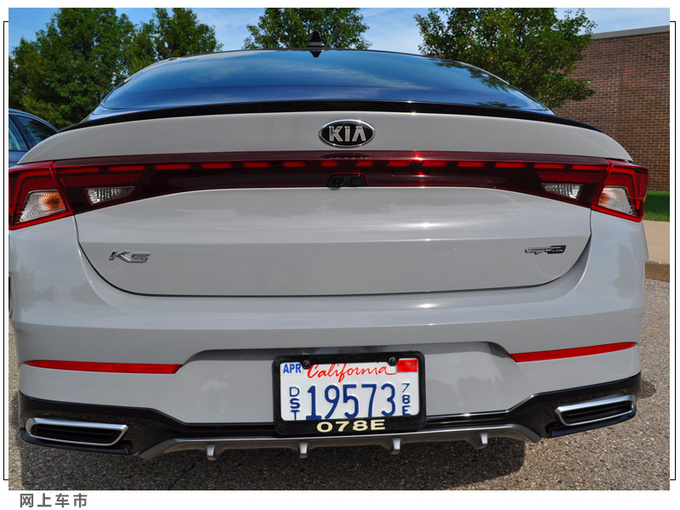起亚全新K5 GT售价公布!今年11月开售,动力远超本田雅阁