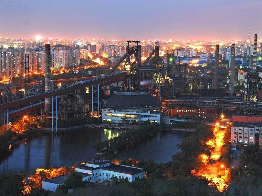 鉴往知来,跟着总书记学历史   共和国钢铁工业的今昔