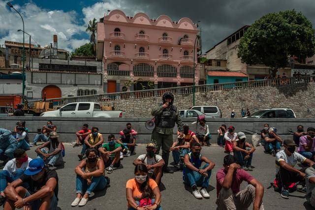 今日疫情汇总:委内瑞拉动用军队看守新冠患者,韩国单日新增达3月来最高