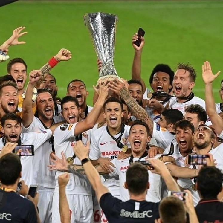 姆比亚祝贺老东家塞维利亚欧联夺冠:这是对雷耶斯最好的纪念