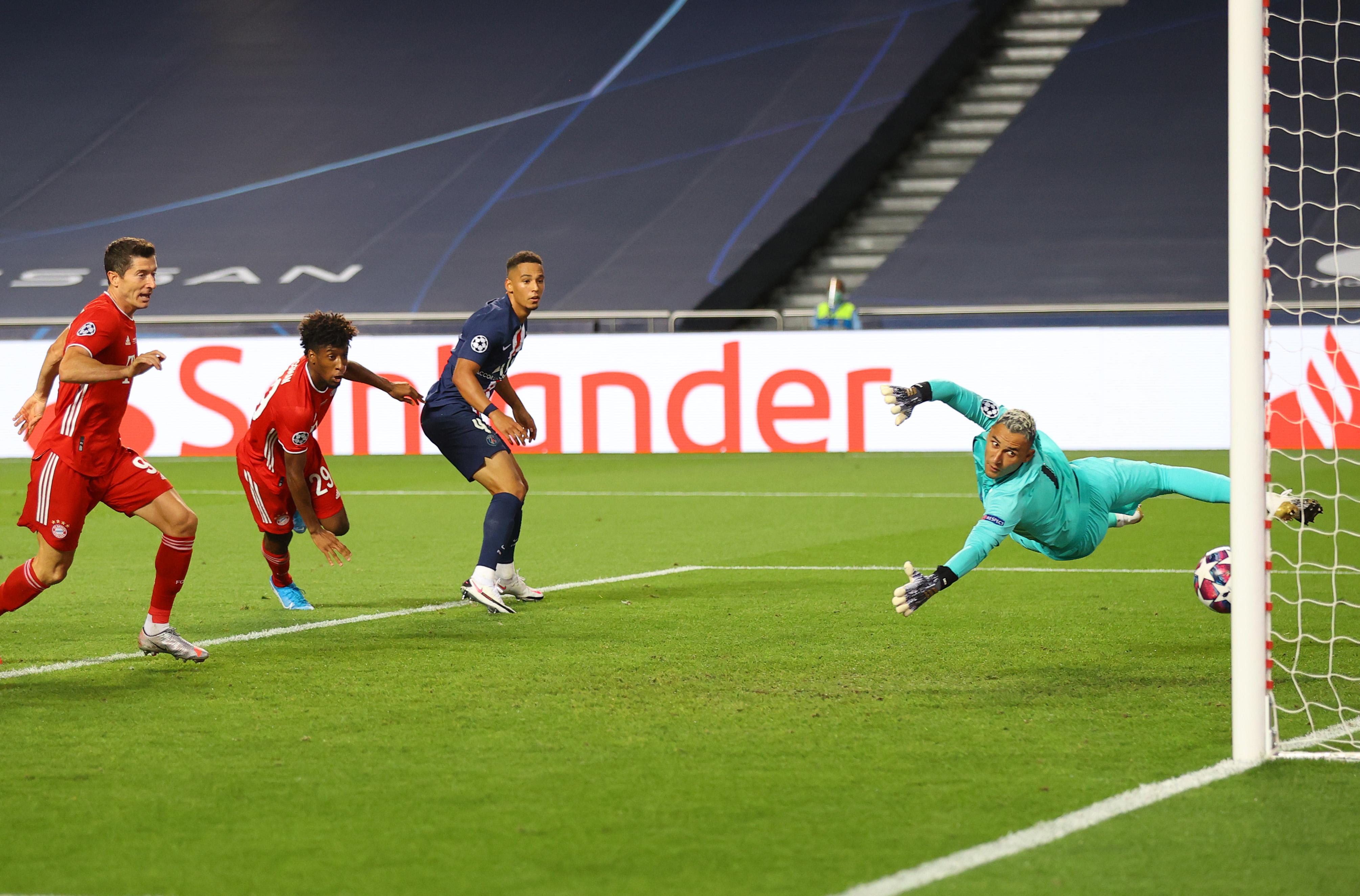 """拜仁1:0力克""""大巴黎""""夺队史第六座欧冠"""