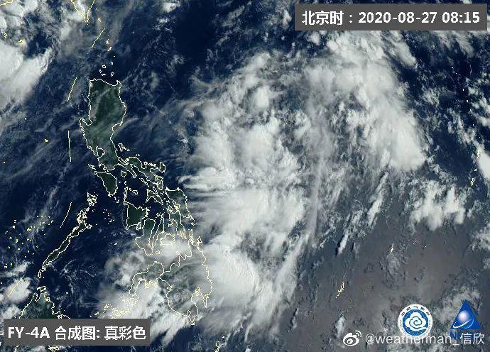 今年第9号台风即将生成,正向东海海域靠近,可能登陆浙江