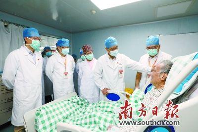 用呼吸机150天!全球新冠肺炎抢救时间最长患者广州出院