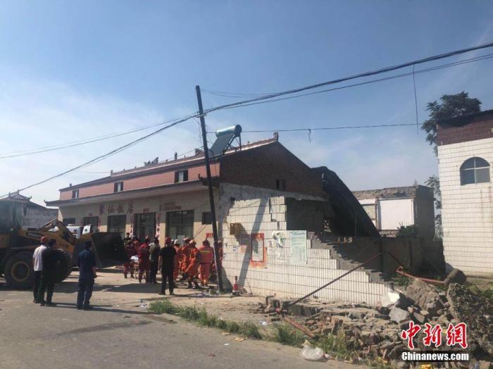 山西襄汾重大坍塌事故已致20人遇难:全省开展安全专项检查