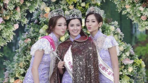 2020香港小姐决赛三甲出炉 香港小姐大盘点图(1973-2020)