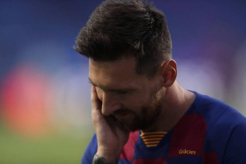 """梅西缺席队内核酸检测去意已决?与巴萨""""和平分手""""不可能"""