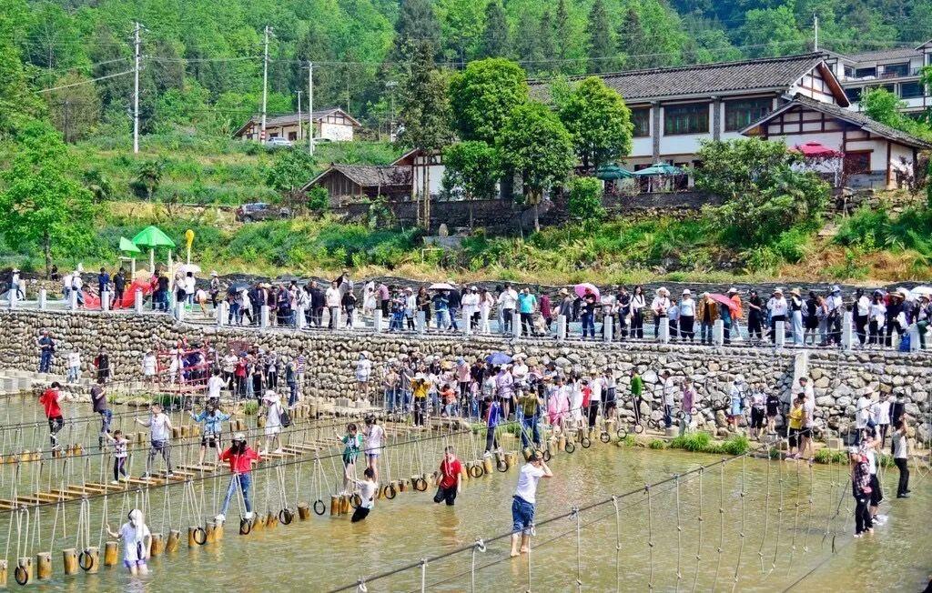 赞!四川23个村入选第二批全国乡村旅游重点村