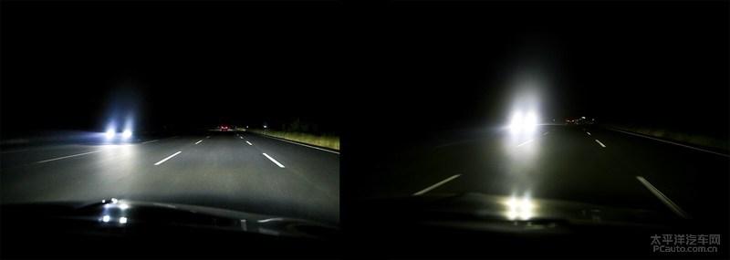 灯光盛宴 别克Matrix Pixel矩阵LED大灯体验