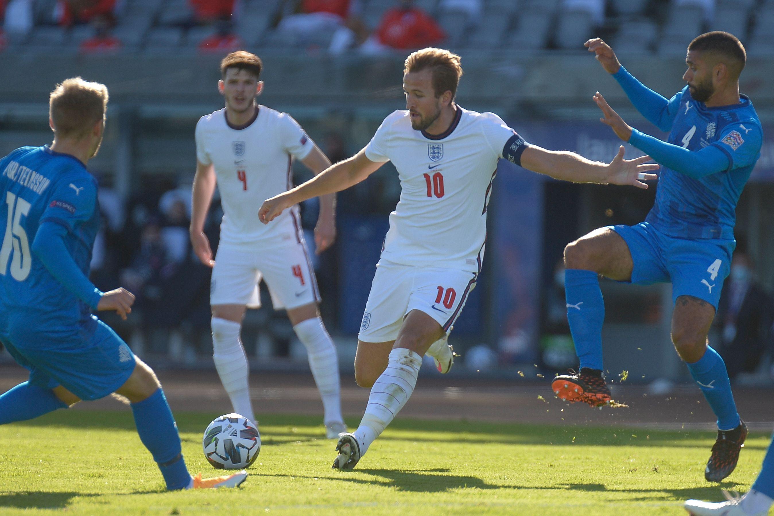 欧国联综合:英格兰点杀冰岛 葡萄牙大胜克罗地亚