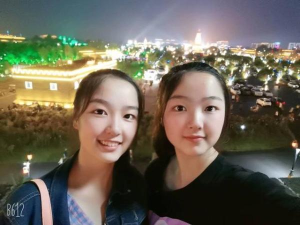 奇妙巧合!双胞胎姐妹花被淮工同院系同专业录取