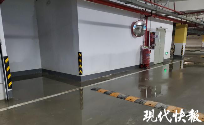 300多万元买的新别墅地下室经常积水,扬州奥园回应:不能说施工质量没问题