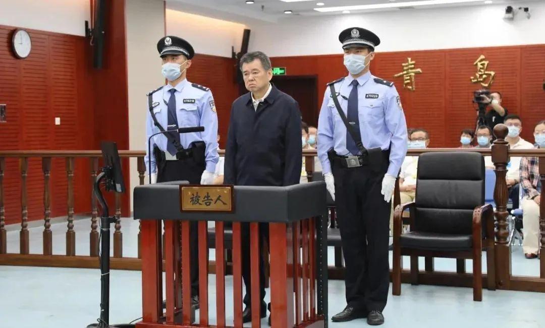 被控受贿1265万!这名原副省长青岛受审