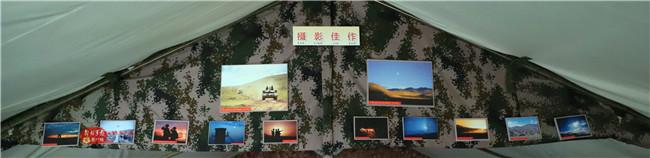 """荒漠上的""""野战创作园"""",这里的作品惊艳到你没有?"""