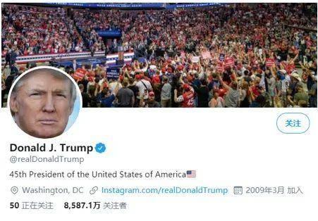 """推特之战:""""顶流""""特朗普和""""被低估""""的拜登"""