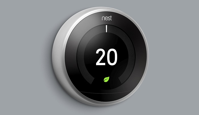 FCC曝光谷歌新款Nest恒温器 或支持Soli传感器和手势控制