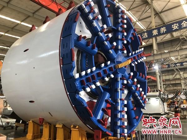 打破技术垄断 看中铁装备如何让中国盾构机走向世界