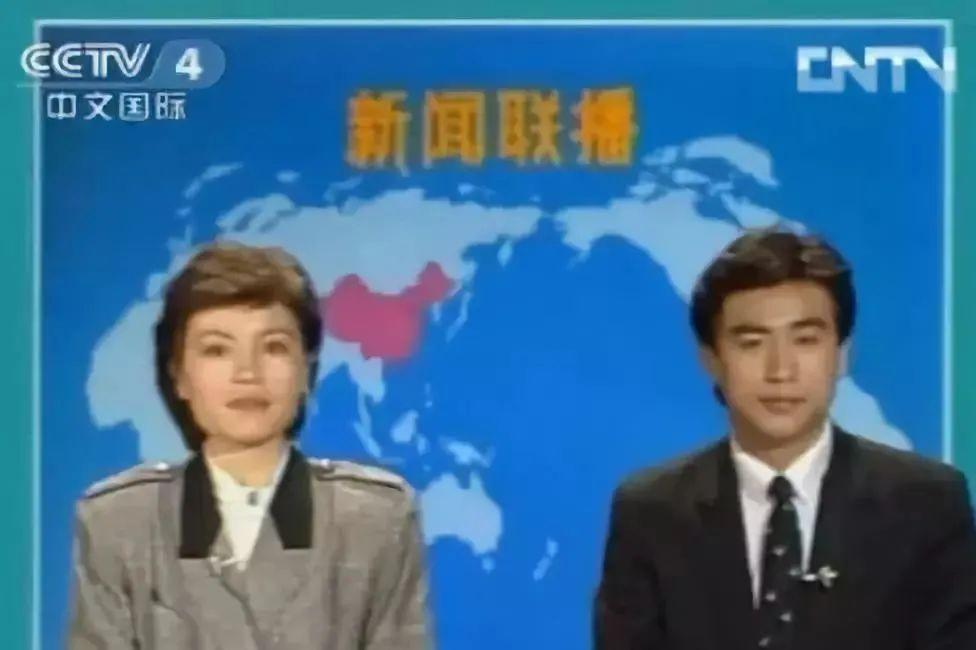 """《新闻联播》连续""""上新""""两员大将!四代""""国脸""""你还记得吗?"""