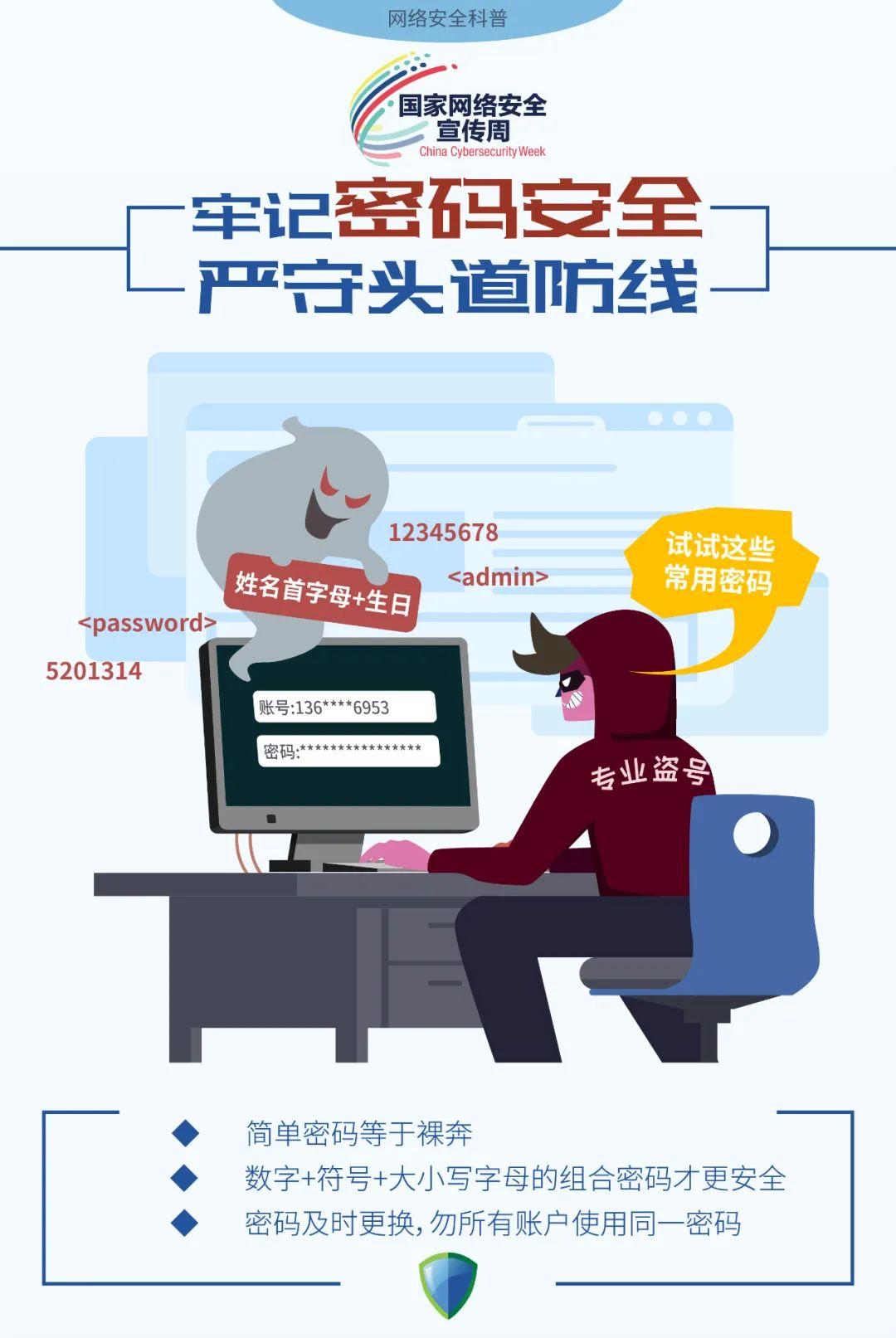 网络安全宣传周 | 2020年国家网络安全宣传周,这些安全科普快收藏