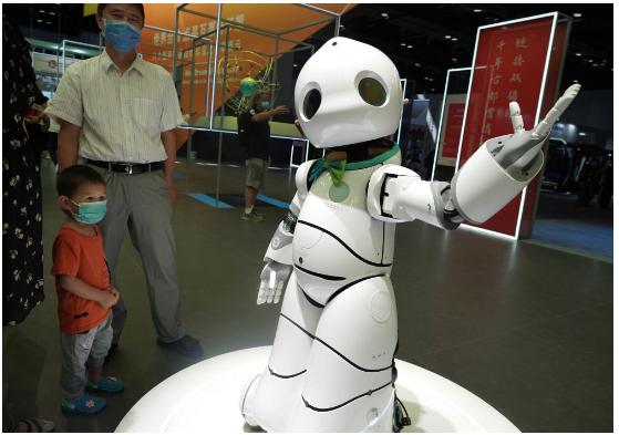 机器人产业全面加速展现中国科技潜力