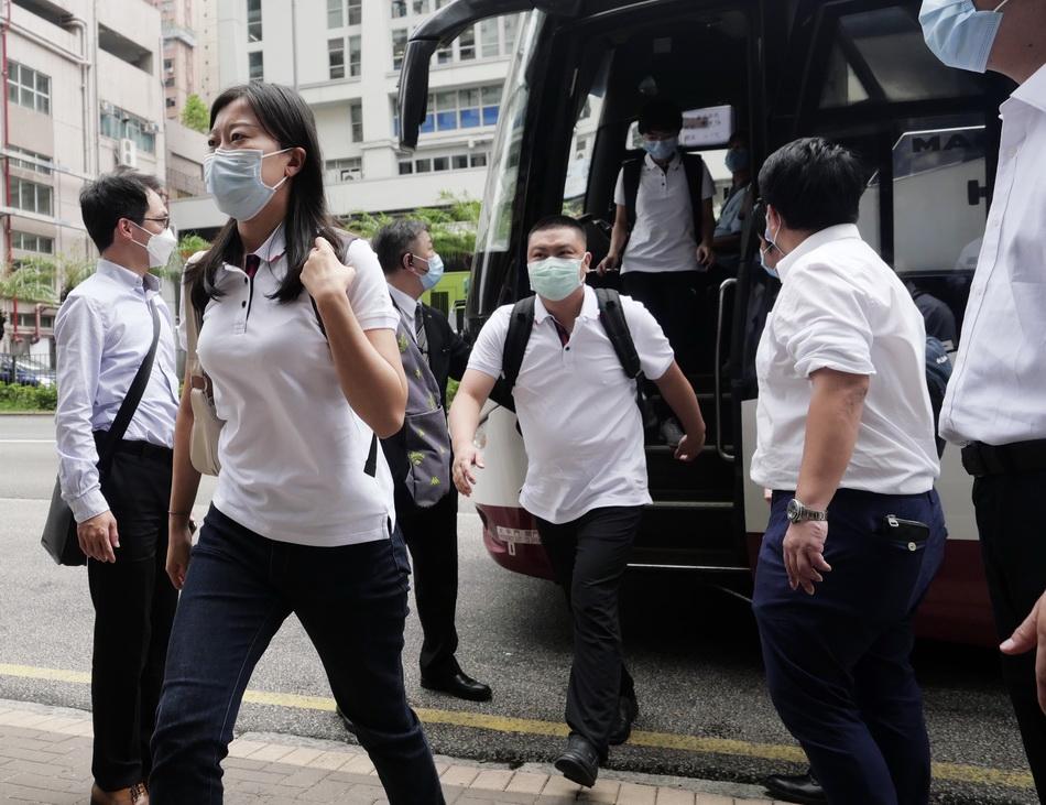 城事 14天178万样本:内地核酸检测支援队在港抗疫实录