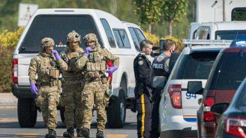 加拿大警方逮捕1名妇女:涉嫌向美白宫寄送蓖麻毒素信件