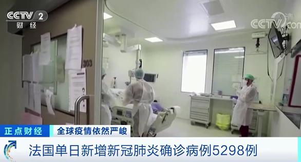 世卫:中国疫苗已被证明有效!欧洲疫情反弹太凶猛!世卫组织发出严厉警告