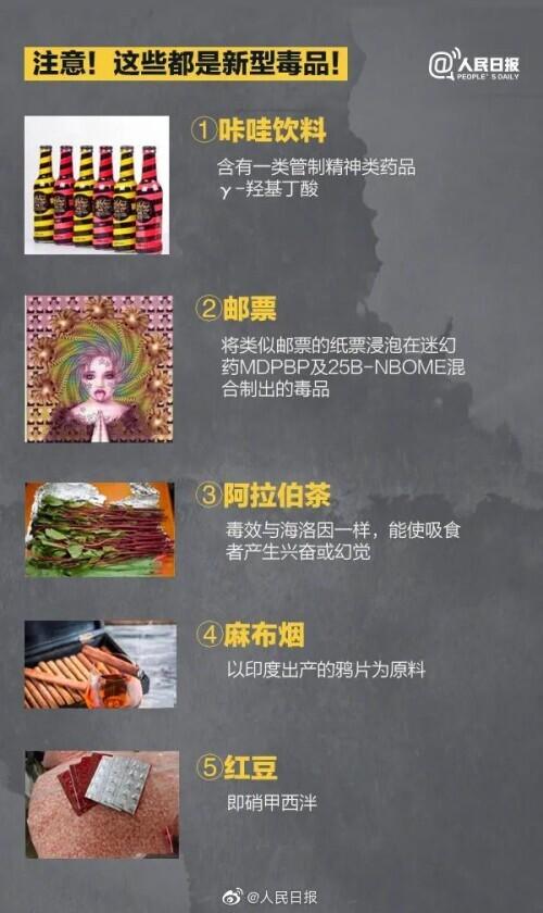 新型毒品伪装成茶叶 警方:警惕恰特草含兴奋物质卡西酮