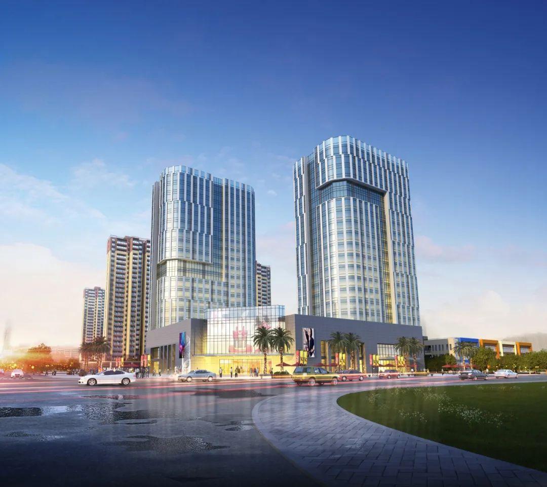 青山湖区重大重点项目展示(兴城市篇)