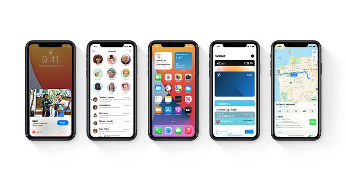 iOS 14发布四天后 主屏Top20自定义App安装量已达570万图1