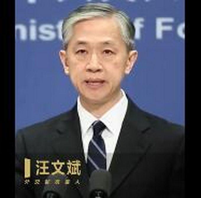 外交部回应蔡英文争取视频参会APEC:不要抱有幻想,完全是徒劳