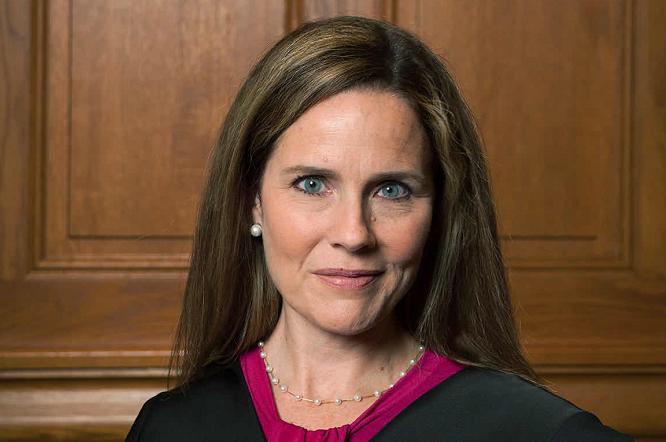 特朗普提名新最高法大法官 恐引发更大争议(图1)