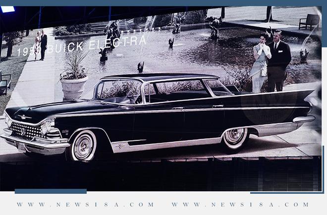 也许 这不仅仅是个概念 实拍别克Electra概念车