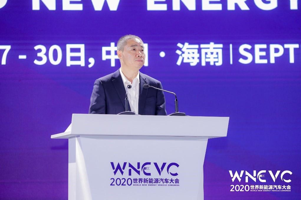辛国斌:发展新能源汽车是中国汽车产业的战略选择